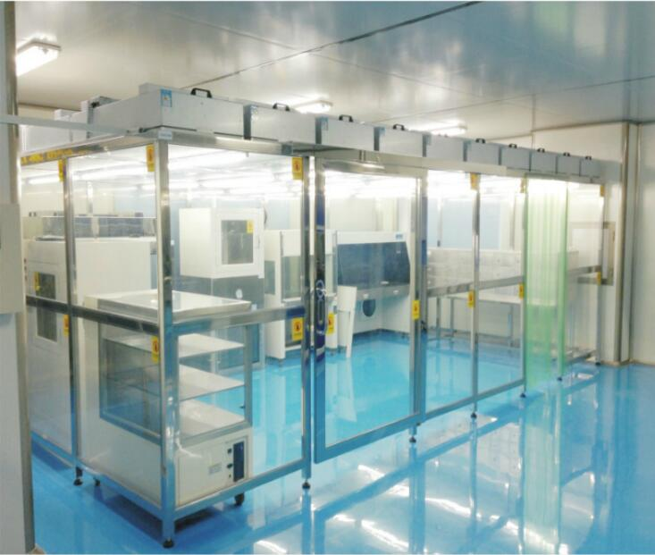 Modular Cleanroom Softwall Amp Hardwall Clean Booth