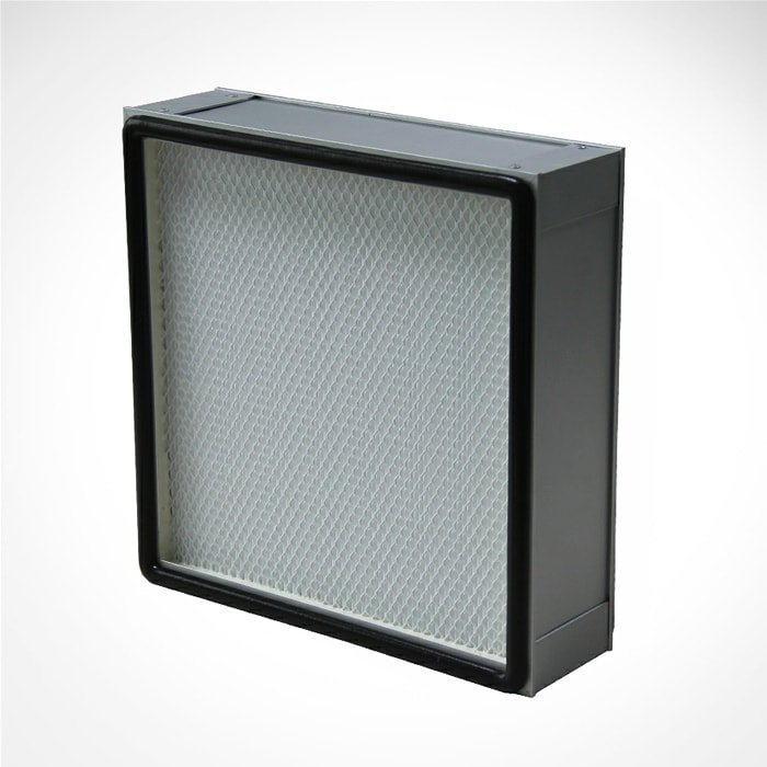 seamless gasket HEPA filter