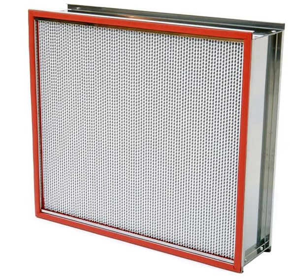 High temperature HEPA filter manufacturer and supplier in China