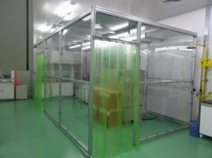 Modular Cleanroom builder and manufacturer