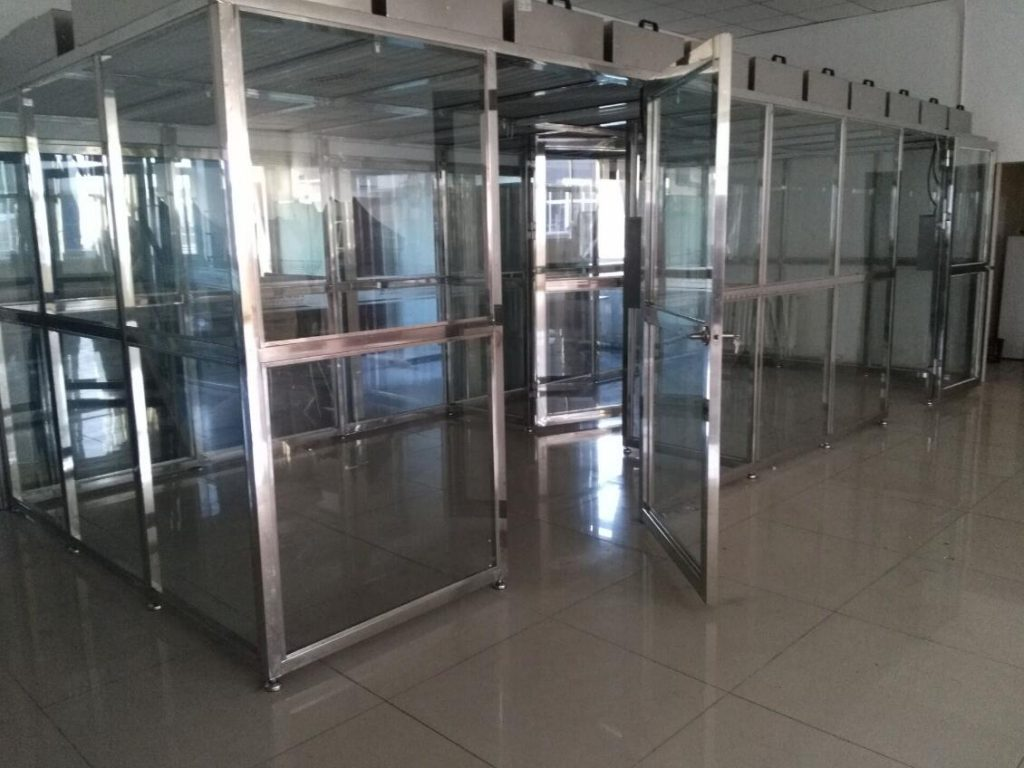 hardwall cleanroom builder and manufacturer in China