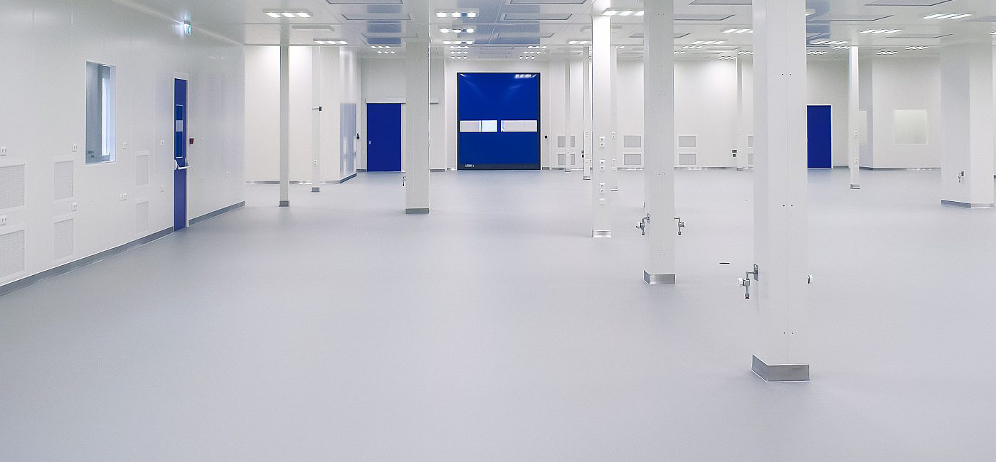 turnkey cleanroom project supplier