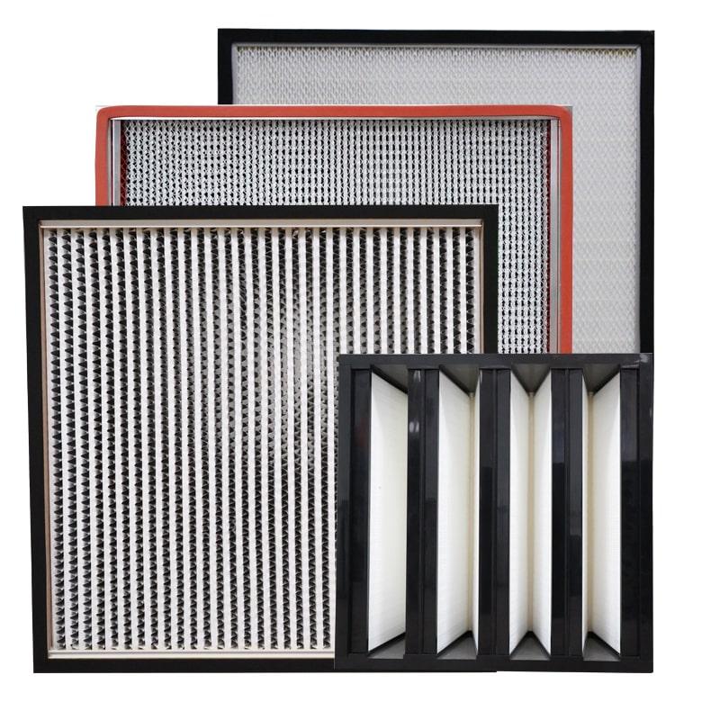 cleanroom HEPA filter