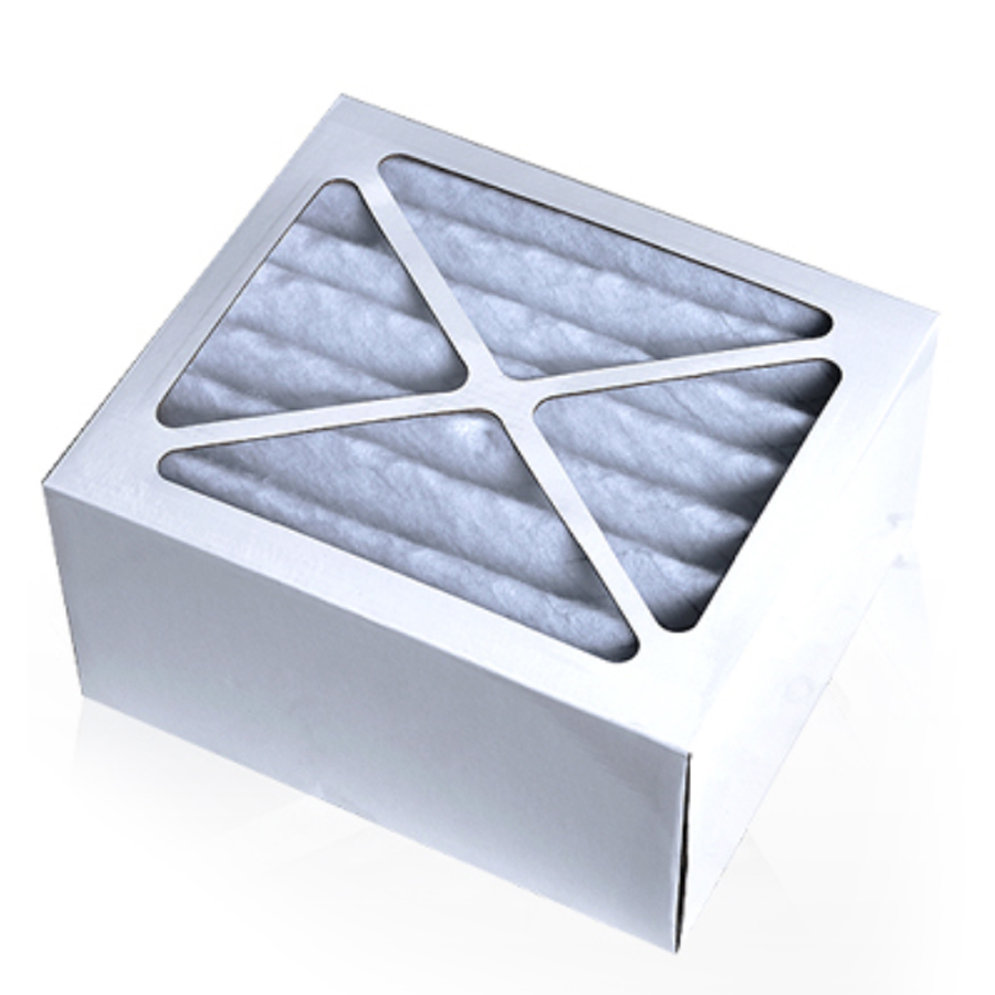 Pre air filter for fresh air system