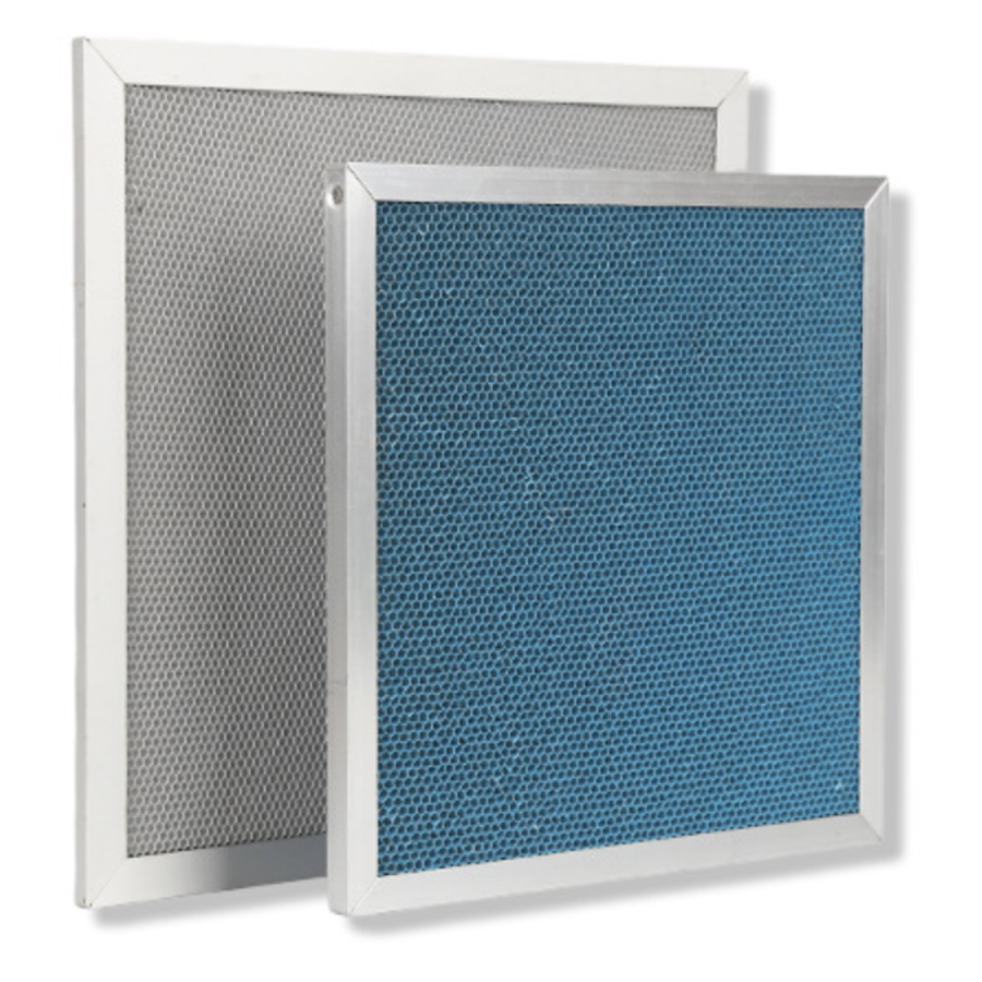 TiO2 photocatalystic filter for air purifier