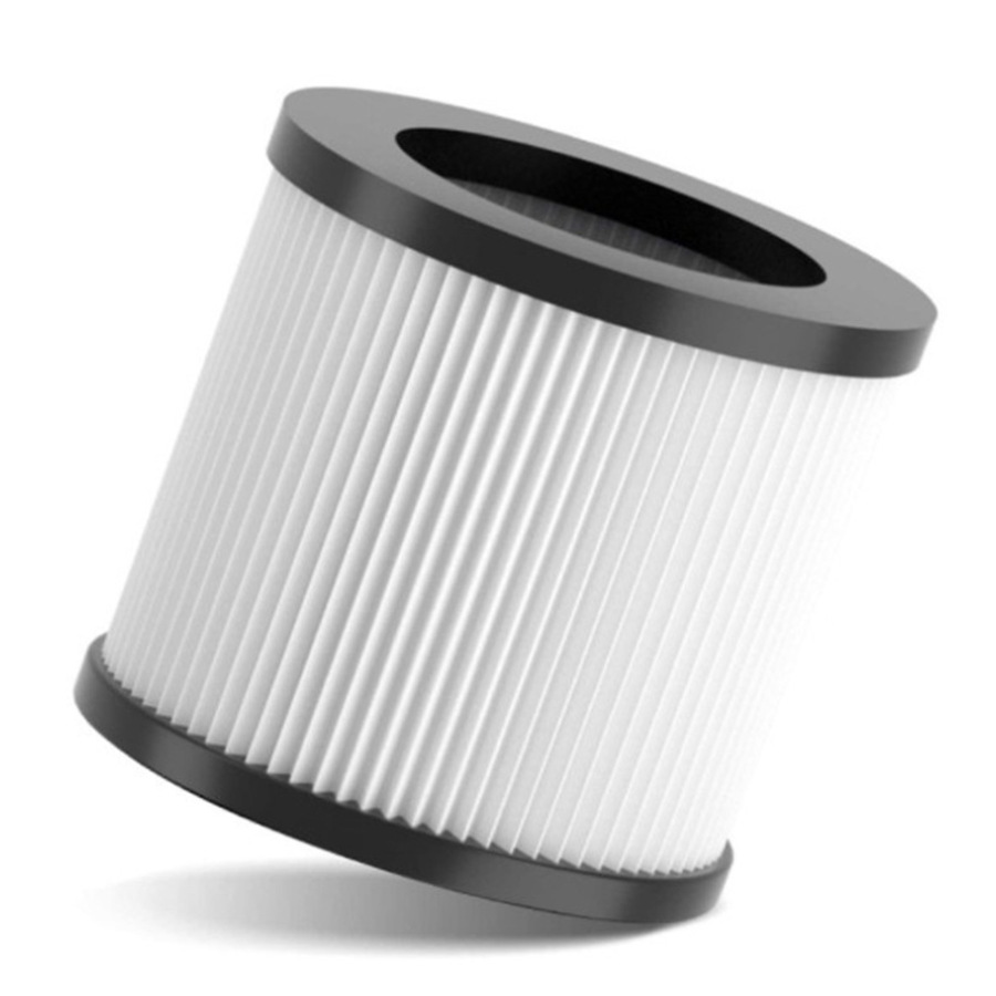 Cylinder HEPA filter for air purifier