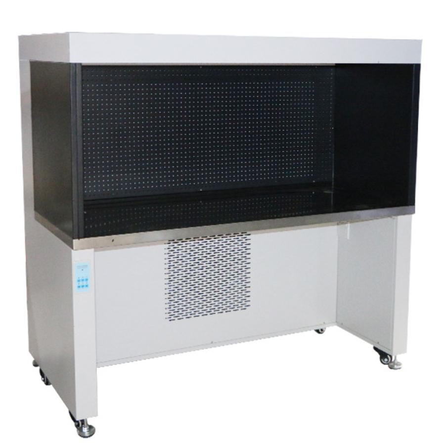 Horizontal flow laminar cabinet