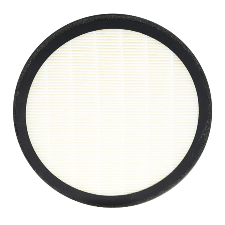 round HEPA filter for air purifier